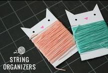 Amazing Packaging + Gift Wrap / Great examples of cool packaging and gift wrap ideas - lots of kraft paper, DIY, baker's twine and cute tags.