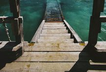 places / by Jill Inman