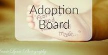 ADOPTION / This is my passion.  Adoption.