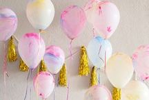 Party / Party Ideas - including games, favours, invitations, food, decorations, drinks, colours, themes and all the other fun detail.