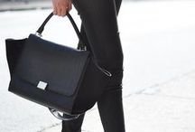 Black & White Work Outfits - Corporate Style + Fashion / What do you wear to work? I want to look corporate + professional but still have style + variety.   Here is some inspiration for black & white outfits that you can wear to the office.