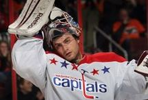 LETS GO CAPS!!!!!! / by Caitlin Zellner