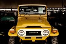 Historická terénní auta / Legendy 4x4 – nejen Toyota a Land Rover