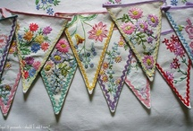 Stitched and lovely / by Lynne Farmer