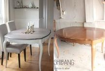 Painted & Revamped Furniture