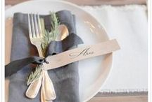 Table | Decor / by Jen Anderson