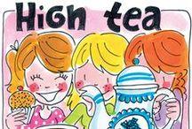High tea / by Marielle van der Kaag