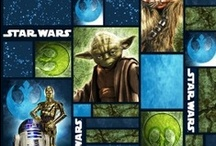 Star Wars / Star Wars is one of our fabric licenses. Check out our licensed fabric on our wbesite: http://camelotfabrics.com/licenses.html