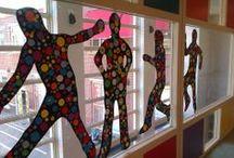 Decoratie school / by Marielle van der Kaag