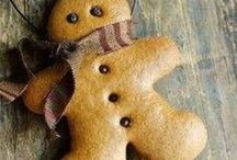 Ginger cookies / by Jessi Latorre