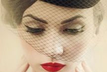 Pin Up Looks and Style Ideas / Pin Up Looks and Style Ideas - One day I'm going to get dressed up and do a photo shoot with this type of look. Here are some ideas and inspiration.