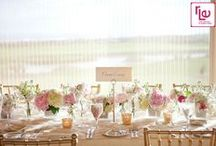 RLE Spring Inspiration / Check out some great ideas for your Spring Wedding!