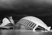 Santiago Calatrava / Black & White