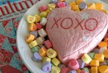How I Love Thee / Valentine's decorations and ideas