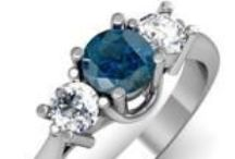 Breathtaking Blue Diamonds