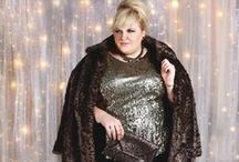 Holiday Plus Size Partywear / by Reah Norman