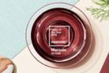2015 Pantone Color of the Year - Marsala / 2015 Pantone Color of the Year