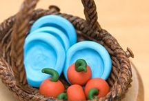 Polymer Clay / Cute polymer clay creations, tools, tips, ideas and more.