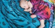 Swaddle Wraps, Muslin & Woven Blankets by LennyLamb