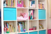 Decluttering Ideas / Ideas and tips on house organising...