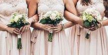 Hamvas rózsaszín esküvő