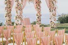 Púder esküvő