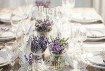 Levendula esküvő