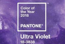 Pantone 2018: Ultraviolet