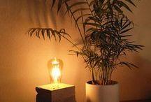 Lámparas vintage industrial Edison de cemento / Lámparas vintage industrial artesanales de cemento, lámparas de concreto, lámpara de Edison, lámpara de hormigón, lámpara vintage, lámpara minimalista.