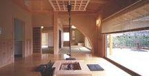 LDK / 木の香り溢れるLDK。愛知県一宮市の設計事務所です。 #和風住宅 #ldk #家づくり #新築 #木質 #リビング #ダイニング #キッチン