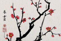 Blossom&red