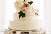 Weddings {Cakes}
