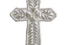 Διακοσμητικοί Σταυροί - Decorative Crosses / Διακοσμητικοί Σταυροί για Στολισμό Δίσκου Μνημοσύνου