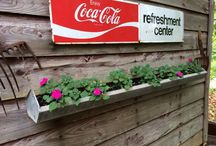 Container gardening / This board is about interesting and unusual and beautiful container gardening.  / by Gardening girl