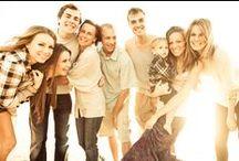 inspiration famille & groupe / inspiration pose de groupe et famille