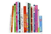 books / by Rachel Nelson