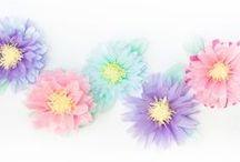 Spring Fling / Easy fun spring ideas
