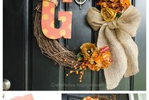 Fall / Thanksgiving / by Dede Green