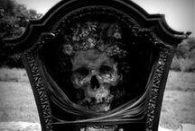 Strange & Spooky / Croak...quoth the Raven...Nevermore! / by Deep Glade Philippa Dozin