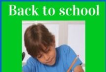 Back To School Organizing / Communication and organization add up to an A+ for families and kids!