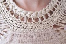 Wool & Yarn Creations / by Tanya ♡ Lovely Greens