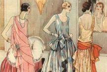 Vintage Fashions / by Lisa Vogt