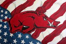Razorbacks / by Vickie Gilbert