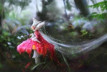 Faeland / Earth may become on an instant all faery . . . and earth and air resound with the music of its invisible people. / by Deep Glade Philippa Dozin