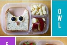 Healthy Kid Lunches & Snacks / Food and fun, with lots of healthy choices