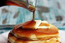 Scrumptious Brunch & Breakfast / by Tanya ♡ Lovely Greens
