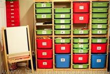 A+ Classroom Organizing / Helping teachers create order in their spaces