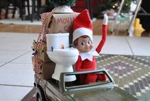 Peppermint the Elf! / by Taira Blacklock