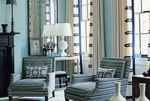 Window Treatments / There are so many options for window treatments. From drapery to roman shades to blinds--here are a few of my favorite options!