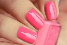 VALENTINE >!< NAILS / I always feel pretty when my nails are done to perfection!  / by Karen S. Cooney